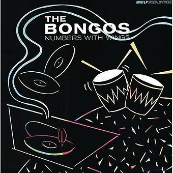 Bongos - nummer med vingar [CD] USA import