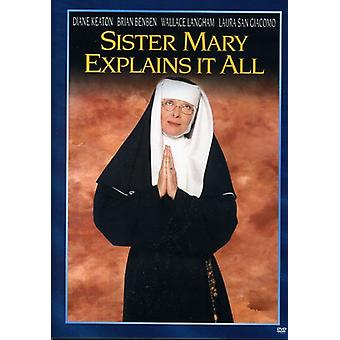 Sister Mary Explains It All [DVD] USA import