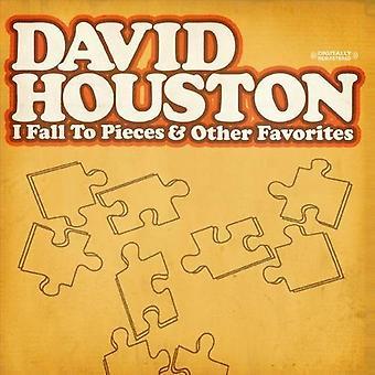 David Houston - ik val om stukken & andere favorieten [CD] USA import