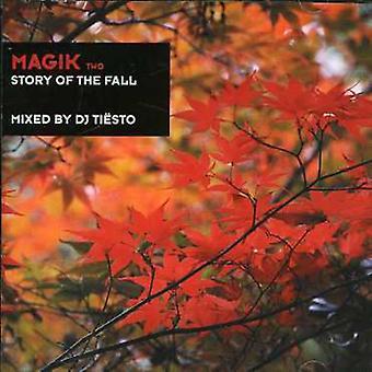 DJ Tiesto - Magik 2-historien om efteråret [CD] USA importen