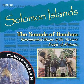 Solomon Islands-Sounds of B - Solomon Islands-Sounds of Bamb [CD] USA import