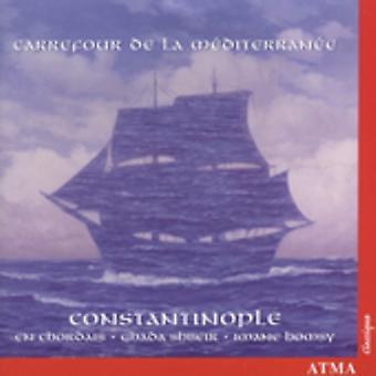 Carrefour De La Mediterranee - Carrefour De La M Diterran E [CD] USA importerer