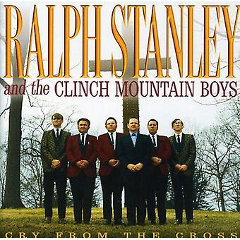 Ralph Stanley & Clinch bjerg - råb fra Cross [CD] USA import
