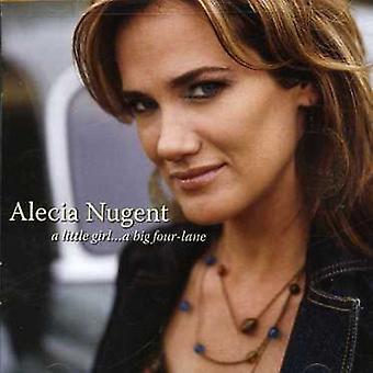 Alecia Nugent - Little Girl a Big Four-Lane [CD] USA import