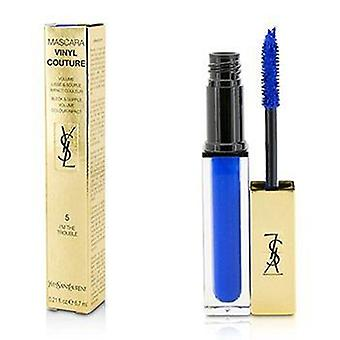 Yves Saint Laurent Couture de vinilo de Mascara - # 5 yo soy el problema - 6.7ml/0.21oz