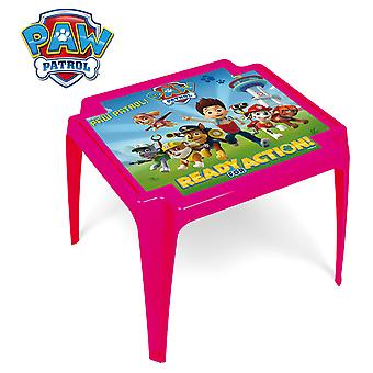 Arditex Paw Patrol Mesa Plástico 55X50X44 (Outdoor , Garden Toys , Tables And Chairs)