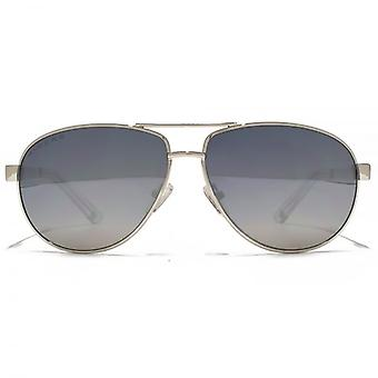Ryders Eyewear Spitfire Sunglasses In Chrome Polarised