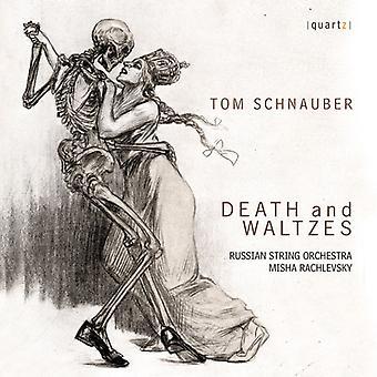 Schnauber / russiske strygeorkester / Rachlevsky - Tom Schnauber: død & valse [CD] USA import