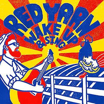 Rødt garn - Vågn op & synge [CD] USA import
