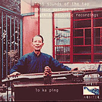 Lo Ka Ping - tabt lyde af Tao [CD] USA Importer