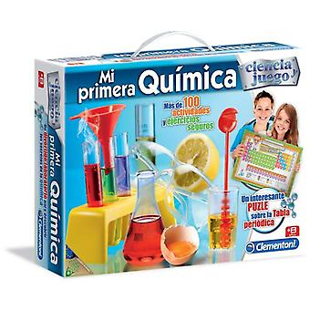 Clementoni Quimica briefcase (Toys , Educative And Creative , Science And Nature)