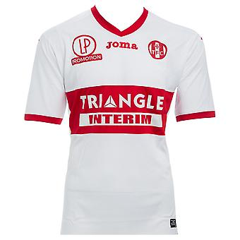 2017-2018 Toulouse Joma Away Football Shirt