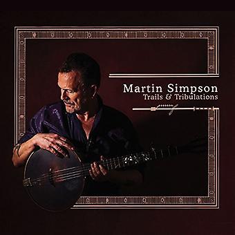 Martin Simpson - stier & prøvelser [CD] USA import