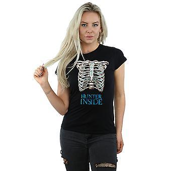 Supernatural Women's Hunter Inside T-Shirt