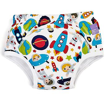 Bambino Mio Reusable Potty Training Pants Outer Space - 3+ Years