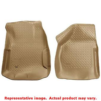 Husky Liners 33853 Tan Classic Style Front vloer Liners FITS: FORD 2000-2007 F