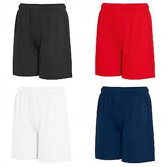 Fruit Of The Loom Childrens/Kids Moisture Wicking Performance Shorts