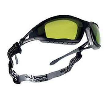 Bolle TRACWPCC2 Tracker Glasses (Welding) Anti-Scratch & Fog Lens