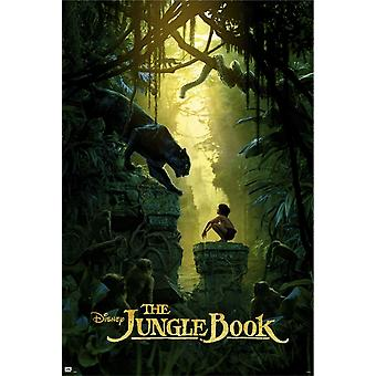 Disney The Jungle Book Onesheet Poster Poster Print
