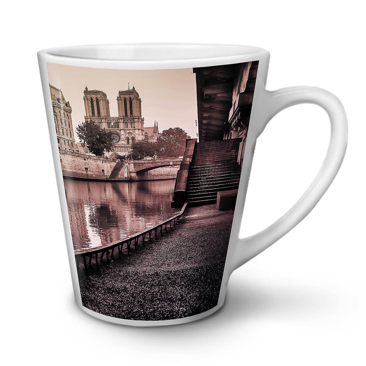 Blanc Céramique Vintage Nouveau Café OzWellcoda Pont 12 Mug En Thé Latte Kc31FJlT