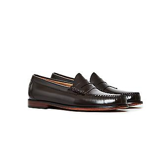 G.H. Bass & Co. Larson Penny Loafer Dark Brown