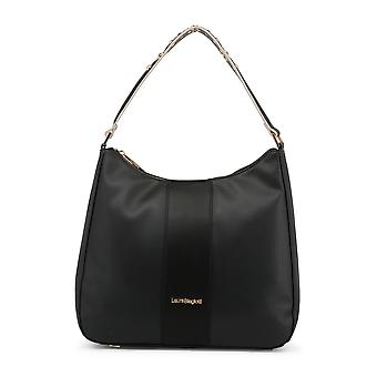 Laura Biagiotti Women Shoulder bags Black