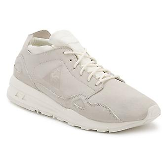 Le Coq Sportif Womens White Marshmallow LCS R Flow Trainers