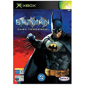 Batman Dark morgen (Xbox)