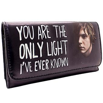 American Horror Story The Only Light Coin & Card Tri-Fold Purse