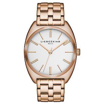 LIEBESKIND BERLIN Unisex Watch wristwatch stainless steel LT-0003-MQ