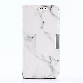 Wallet case Marble-iPhone X