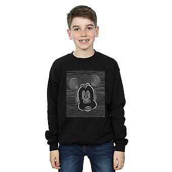 Disney Boys Mickey Mouse Magic Eye Sweatshirt