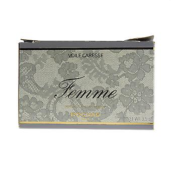 Rochas 'Femme' Perfumed Dusting Powder 3.5oz/100g New In Box