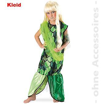 Mermaid costume kids fish Mermaid girl child costume