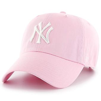 47 fire Adjustable Cap - CLEAN UP New York Yankees petal