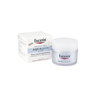 Eucerin AQUAporin ACTIVE for Normal to Combination Skin | LifeandLooks.com