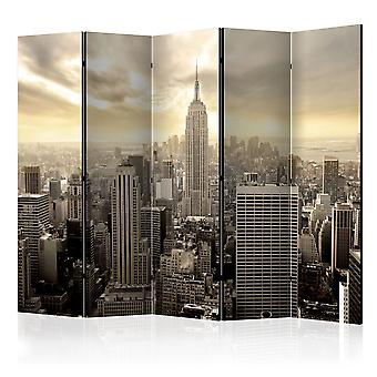Room Divider - Light of New York II [Room Dividers]