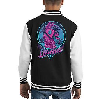 Encontrar jaqueta o lhama Fortnite infantil