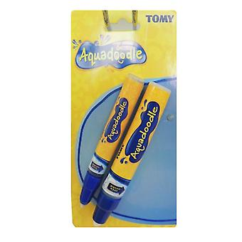 Tomy 72392 Kids Children Thick & Thin Aquadoodle Drawing Pens  - 2 Pack