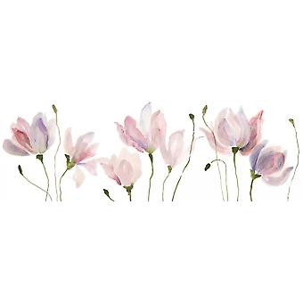 Sway floral painel I Poster Print by Lanie Loreth