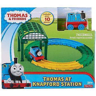 Fisher Price Thomas & Friends Thomas At Knapford Station Play Set