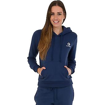 Converse Women's Star Chevron Embroidered Hoodie