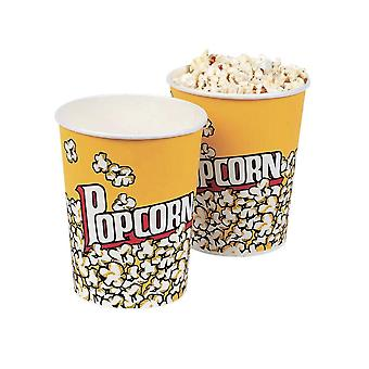 12 Cinema Style Popcorn Buckets for Children | Birthday Loot Bag Filler Favours