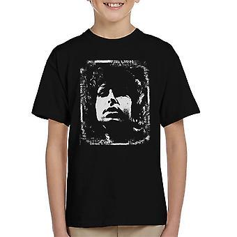 TV Times Jim Morrison Retro Kid's T-Shirt