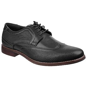 Rockport Mens Style Purpose Perf Wingtip Lace Up Leather Shoes