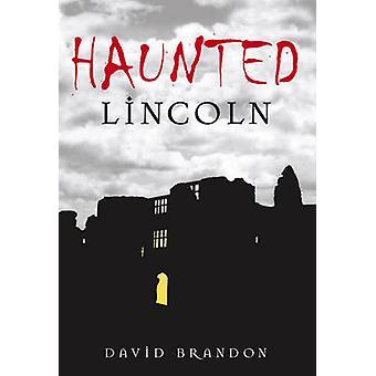 Nawiedzony Lincoln przez David Brandon - 9780752448916 książki