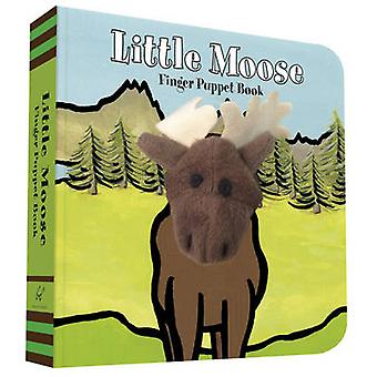 Little Moose - Finger Puppet Book by Klaartje Van Der Put - Imagebooks