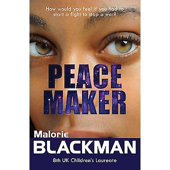 Peace Maker by Malorie Blackman - Matthew Griffin - 9781781125618 Book