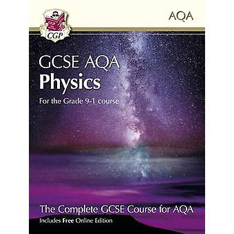 New Grade 9-1 GCSE Physics for AQA - Student Book with Interactive Onl