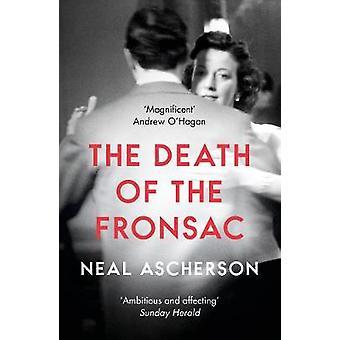 Død af Fronsac - en roman af Neal Ascherson - 9781786694393 B